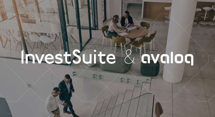 InvestSuite signs a new strategic partnership with Avaloq to accelerate growth